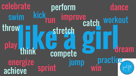 To The Girl Athlete Girl Fit
