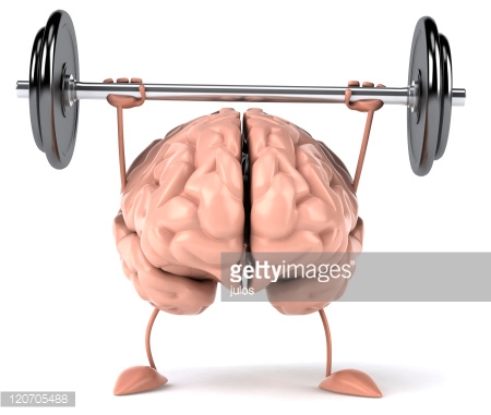 When you are playing sports, your brain is getting a workout too!