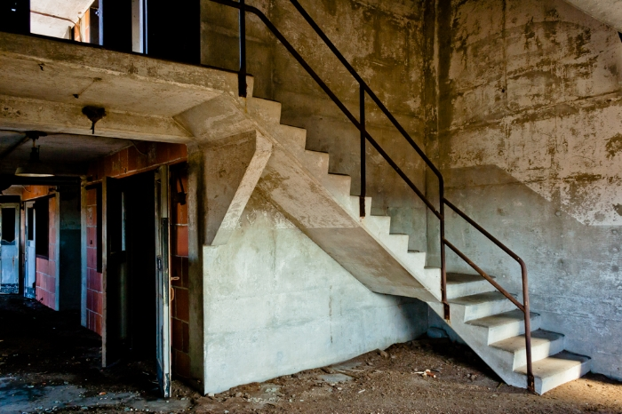 Concrete Stairs , 2011