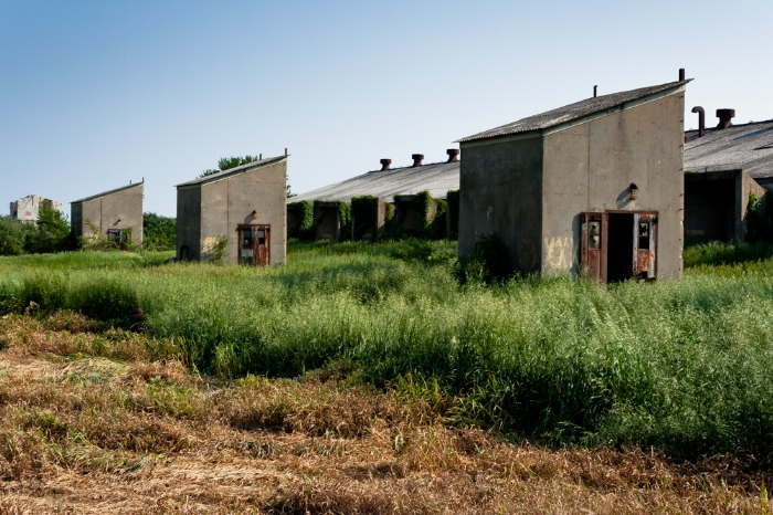 High Explosive Storage Buildings, 2011