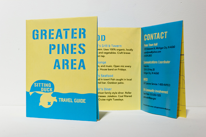 Greater Pines Area Travel Guide
