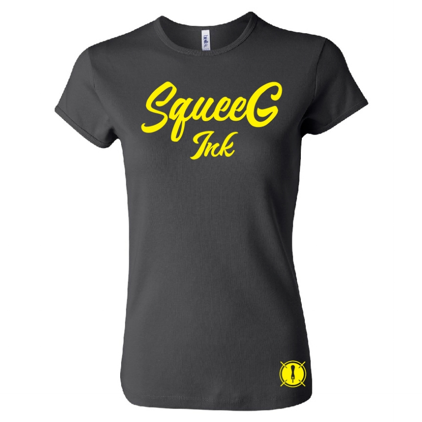 SqueeG Ink Ladies T-shirt