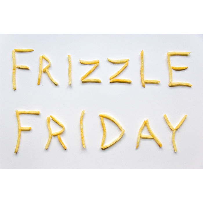 18/100: Frizzle Friday