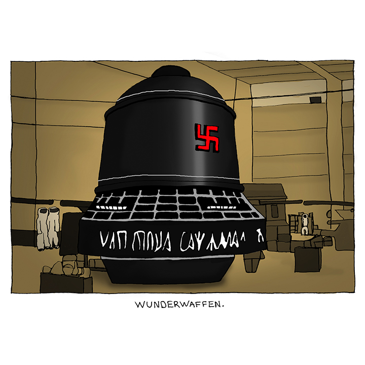 49/100: The Nazi Bell: Die Glocke