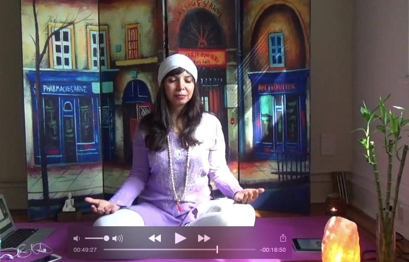 Kundalini Yoga ve Meditasyon Dersleri - Bu muhteşem teknoloji ile hızlı dönüşümler yaşamak ve içindeki yaratım enerjisini uyandırmak için, online bireysel derslerle sana rehberlik ediyorum.