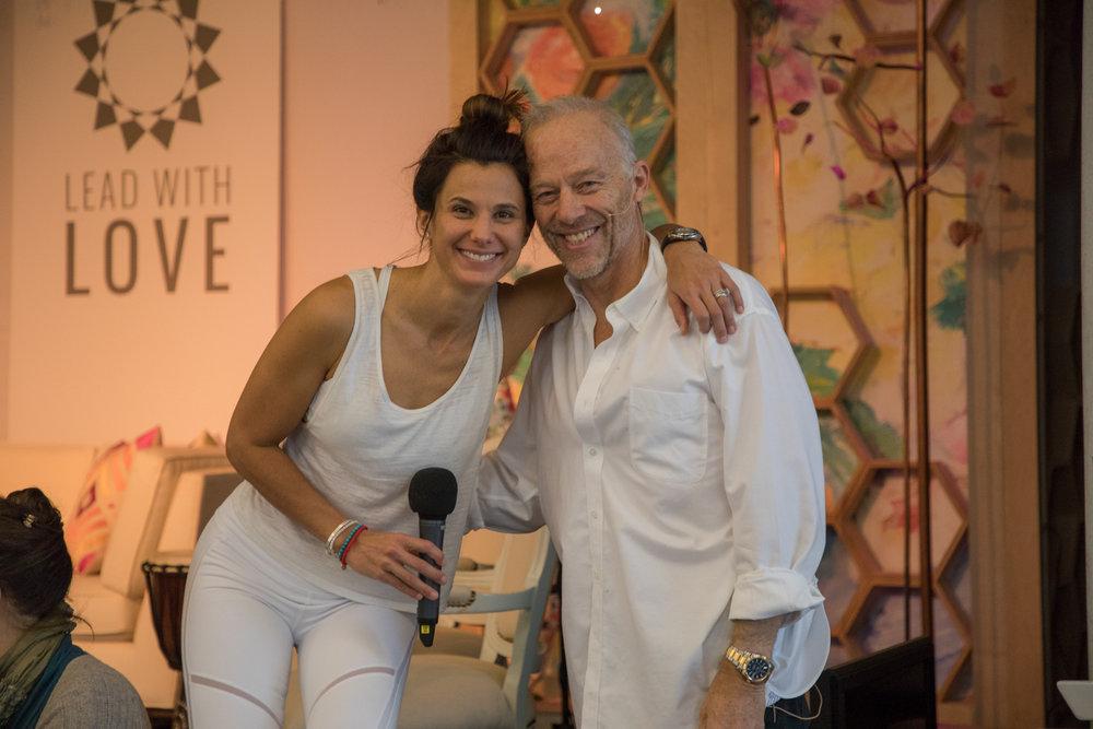Gina Murdock + Rod Stryker Lead with Love 2017