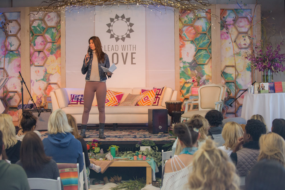 Gina Murdock Lead with Love 2017