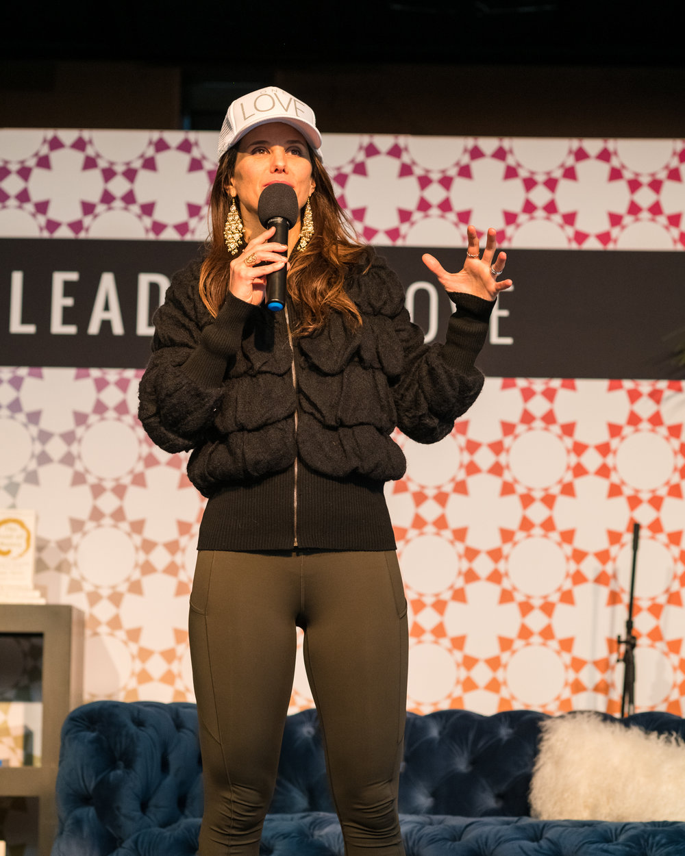 Gina Murdock Lead with Love 2018