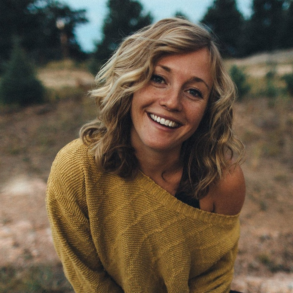 Nicole Lindstrom, lead with Love -
