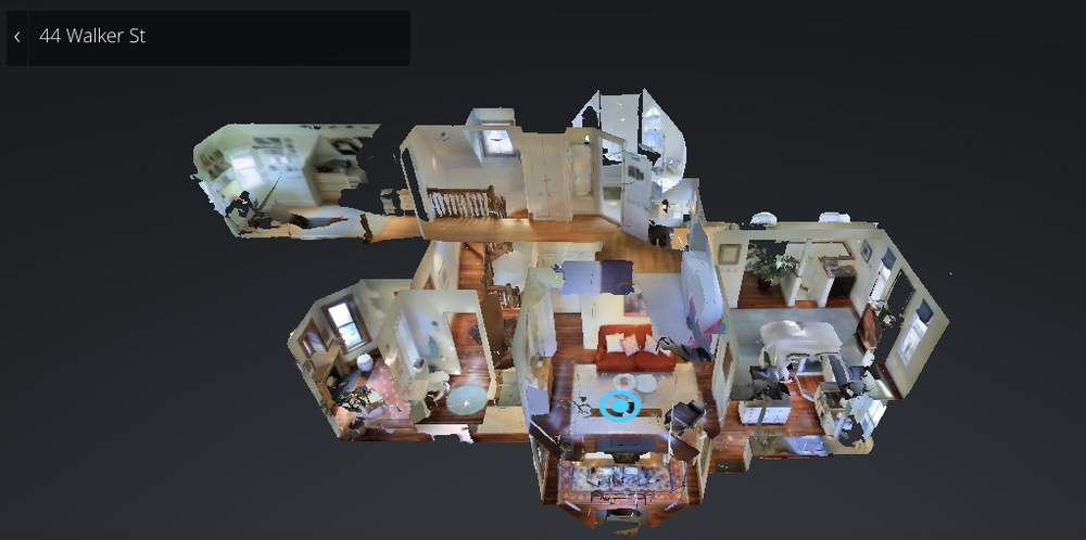 3D Walk through of Main House