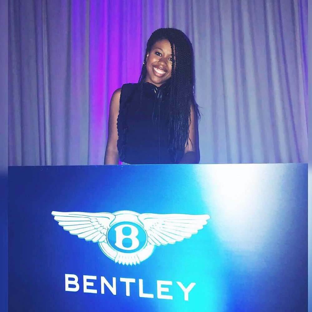 Bentley Car Reveal Event - The Lot Los Angeles