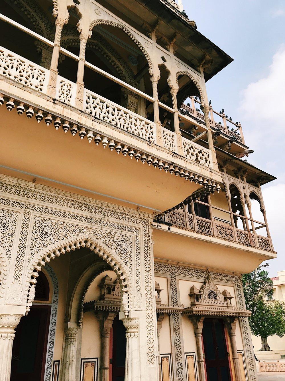 Jaipur City Place Gate