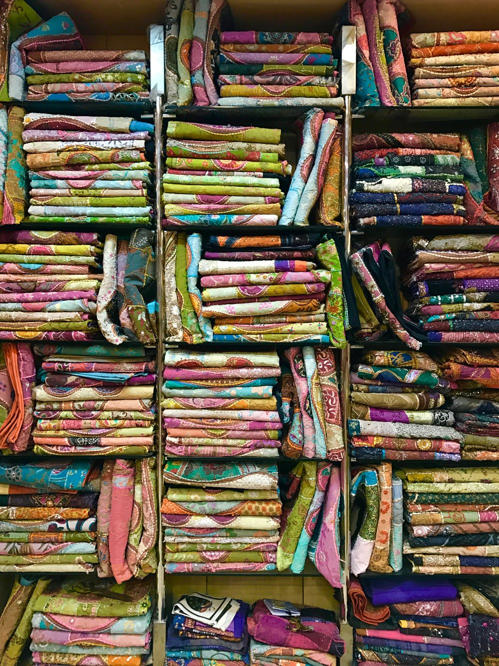 Selection of Handmade Quilts