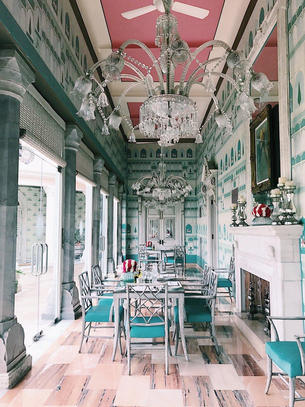 SUJAN Rajmahal Terrace