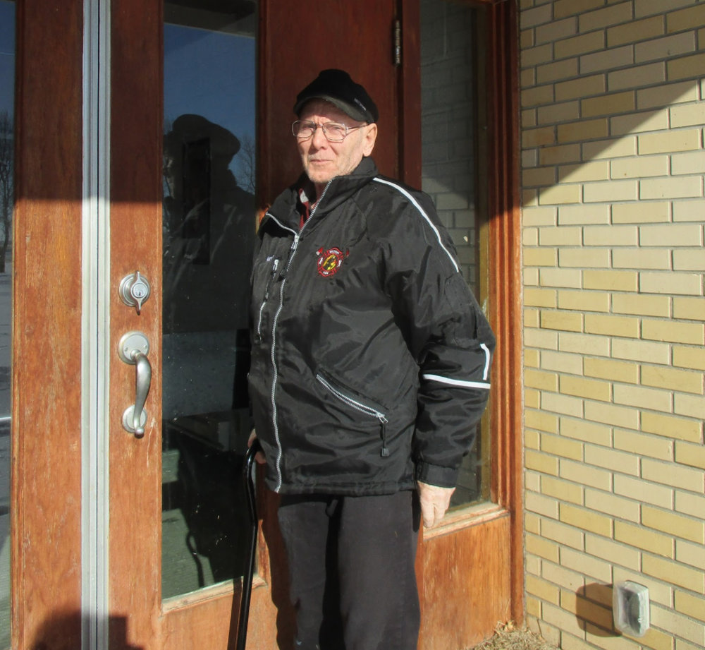 Marvin Gillig has served Regan, N.D., as its mayor for more than 30 years.