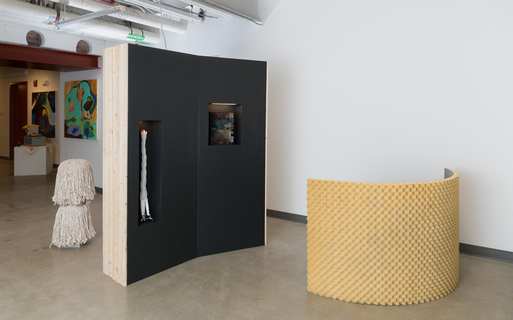 """""""Embody/Object"""" (installation view)"""