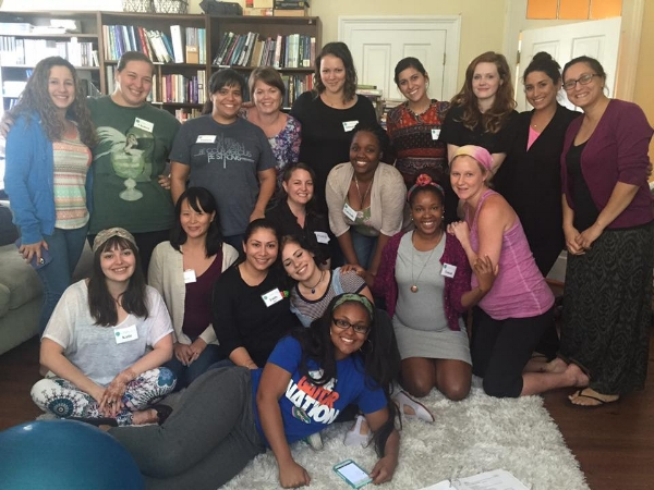 DONA Doula Training at Florida School of Traditional Midwifery with Rae Davies of The Birth Company