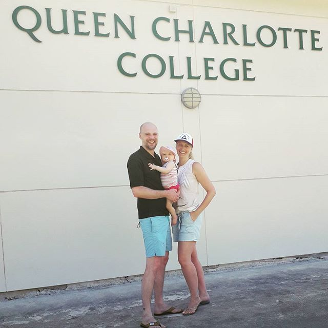 "🤗 Catching up with past international students who come back to the region to revisit their second home and families. Lasse from Hamburg studied at Queen Charlotte College in 1995. ""Studying in a small community enabled me to experience the NZ culture and learn something new. I was not an international student,  I was a Queen Charlotte College student from Germany."""