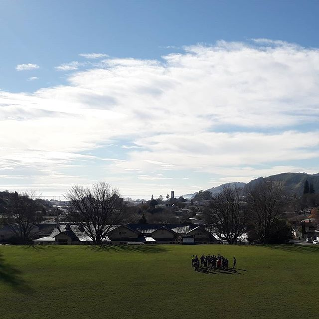 Winter in Nelson #sunshinecapital #nelsontasman #StudyinNZ #rugbyseason