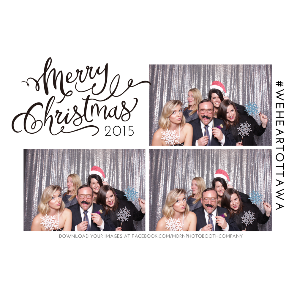 Halifax Christmas Photo Booth Rental