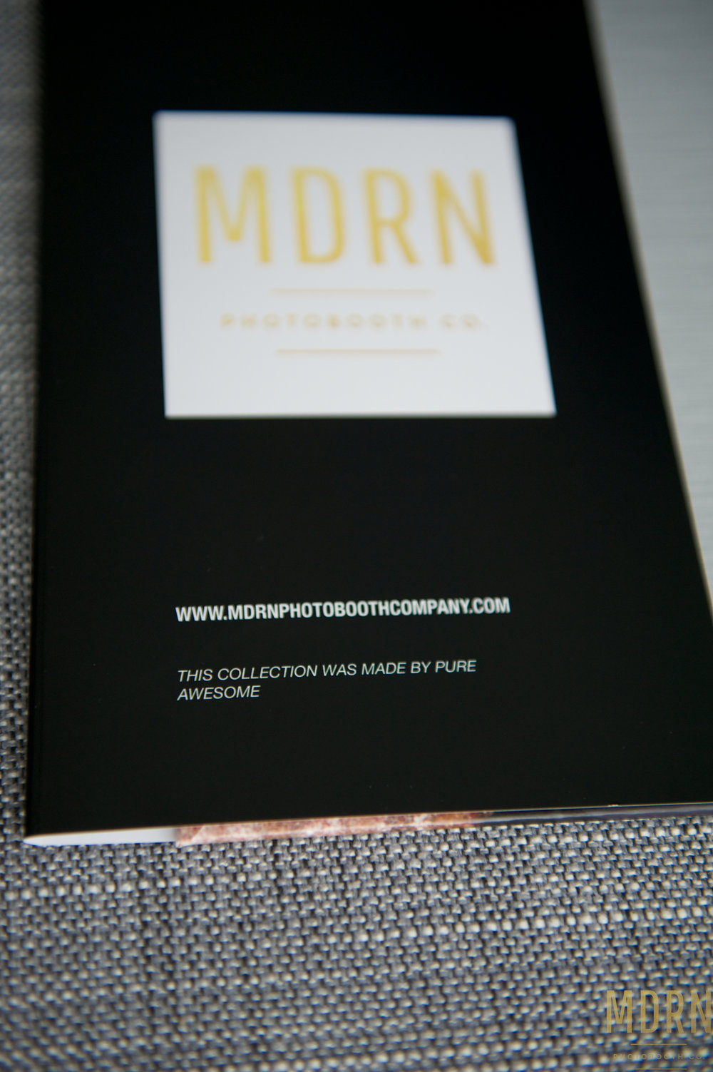 MDRN Photobooth Company