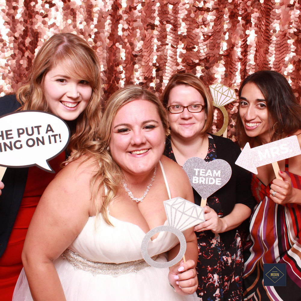 Halifax Wedding Photo Booth