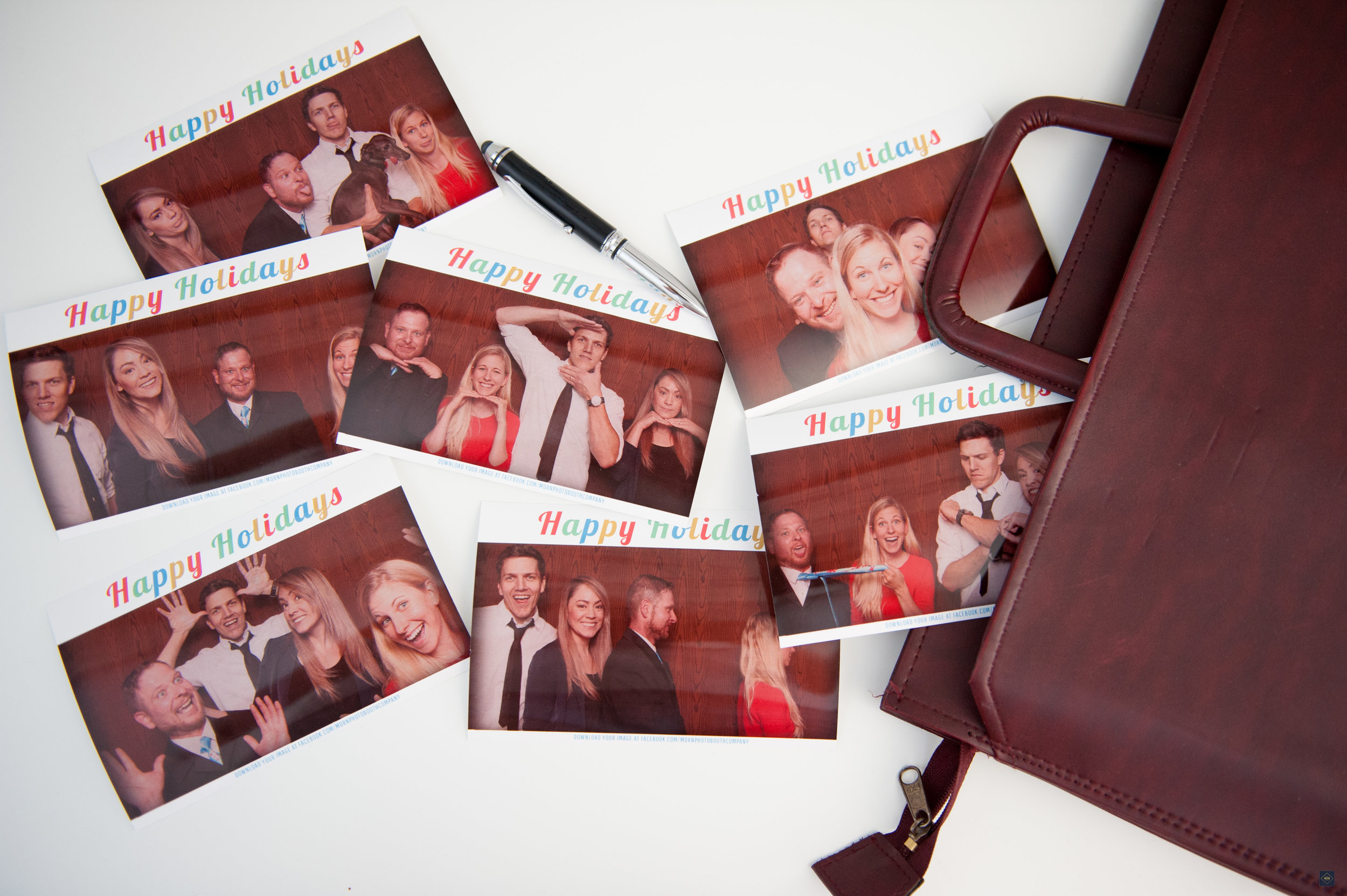 Christmas // Holiday Office Party Ideas — MDRN Photobooth Company ...