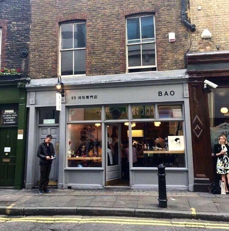 BAO EATS London's favourite Taiwanese restaurant.