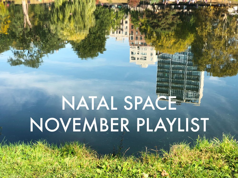 November Playlist Hope you saved room for dessert.