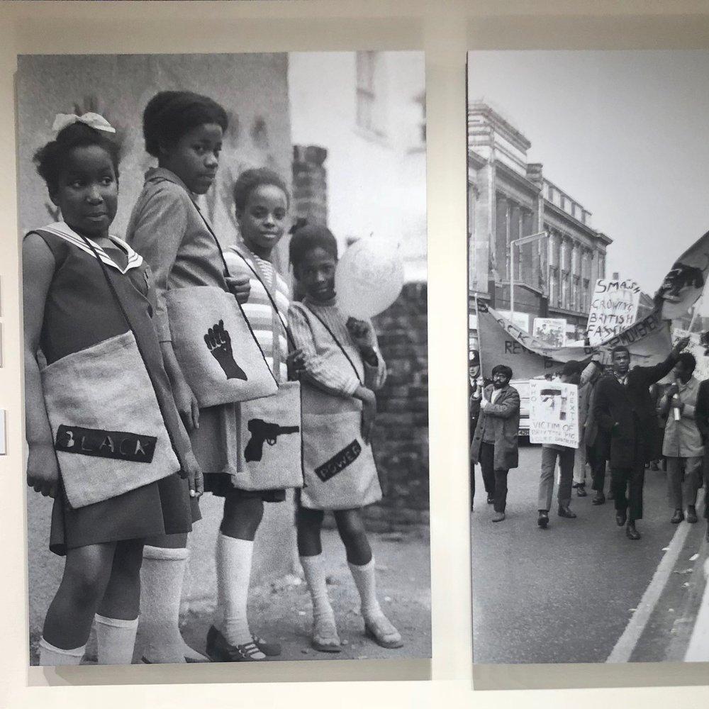 Black Power fashion for girls