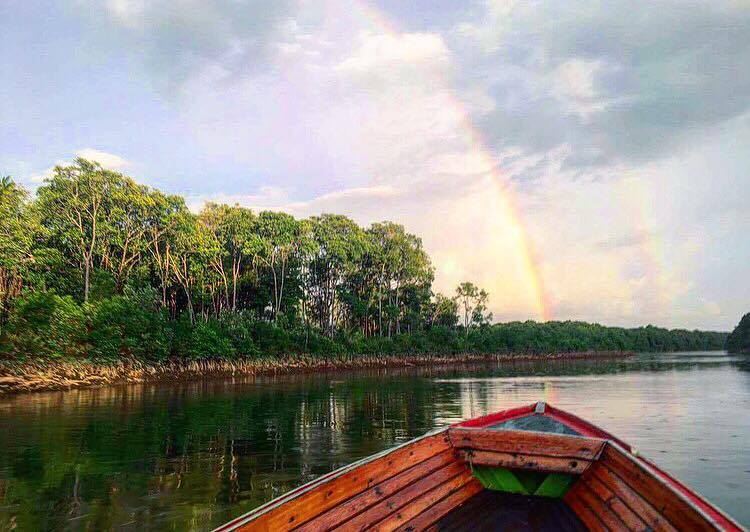 The Abode of Peace - Explore Brunei,the smallest nation on the island of Borneo.