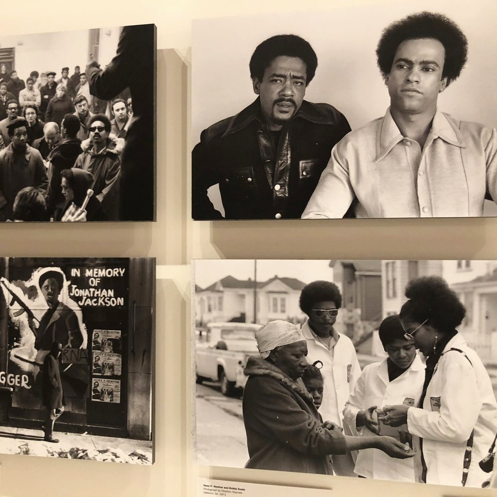 Black Panther Founders