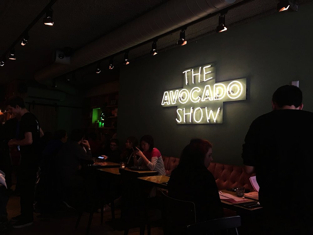 The Avocado Show - The avocado addiction is not stopping anytime soon.