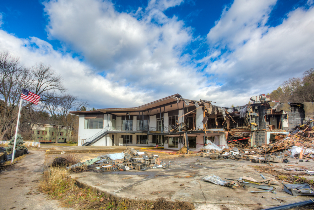 Williams Lake, Main Building, Partially Demolished2.jpg