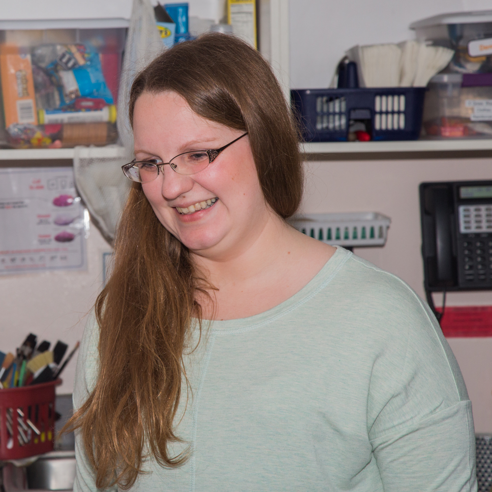 Melissa (Classroom Aide)