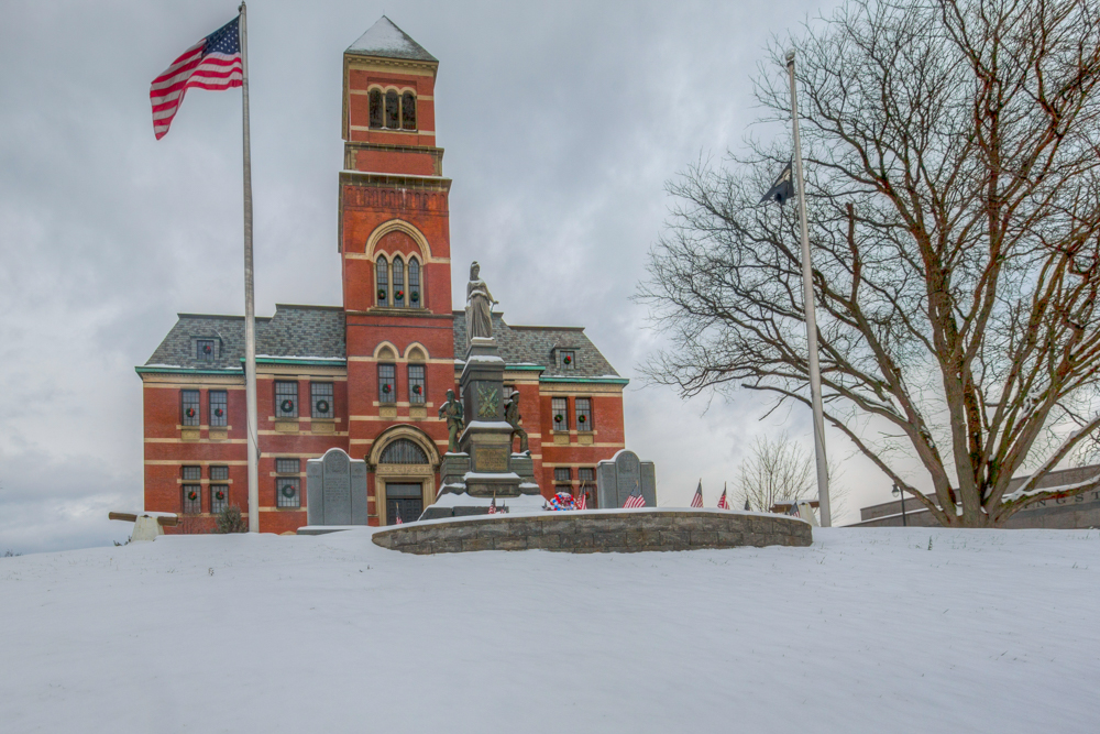 City Hall, Kingston New York