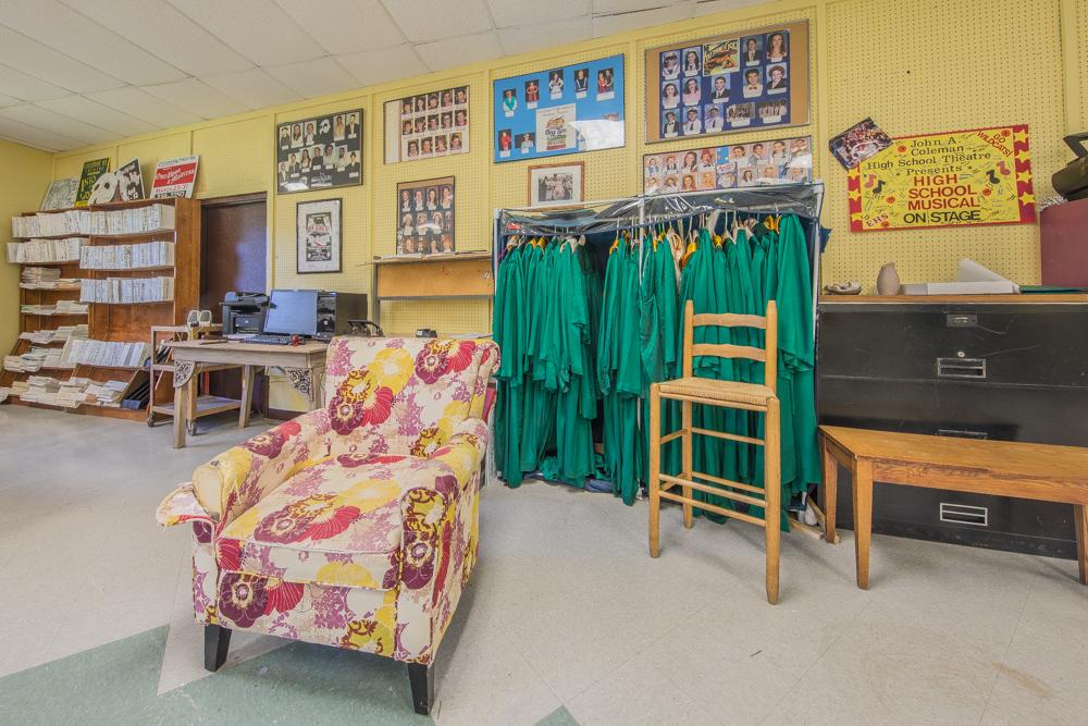 The Chorus Room