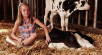 KELSAY FARMS, INDIANA // DISNEY CITIZEN KID