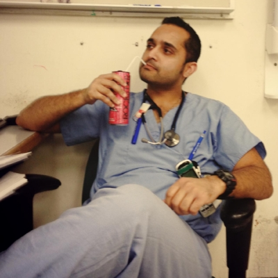 Zahir Basrai MD Profile Picture EM Ed nuMose