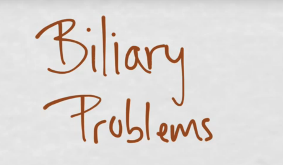 Biliary Problems EMEd
