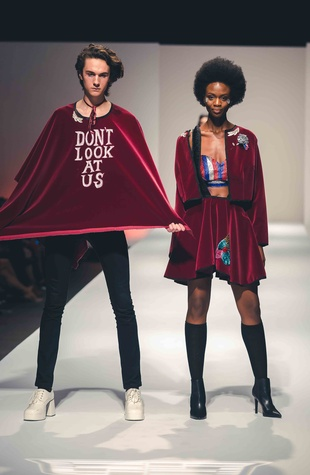 CULTUREMAP HOUSTON - FASHION X HOUSTON DEBUTS WITH ECLECTIC ARRAY OF ...
