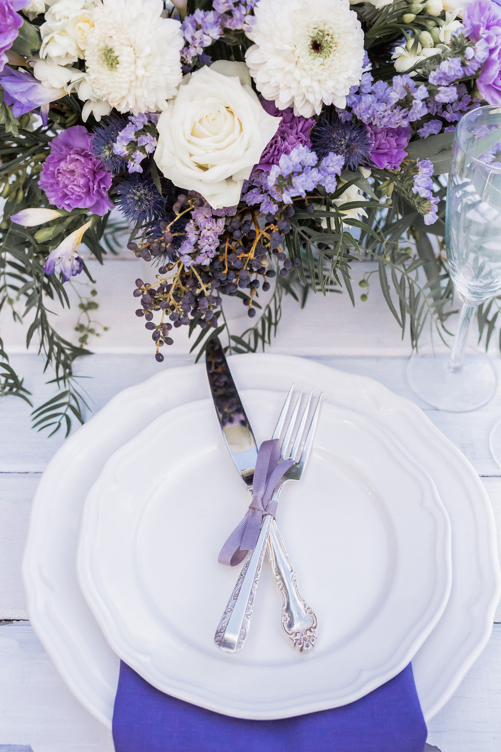 The Wedding Playbook - Woodland Wedding Styling Two Ways