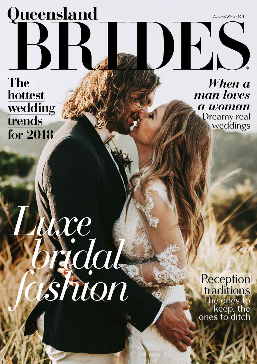 Queensland Brides - Autumn Winter 2018