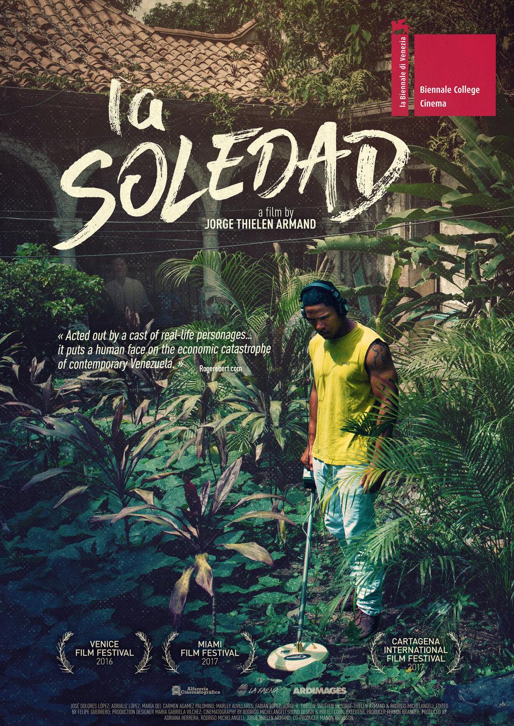 La Soledad (2016) Poster
