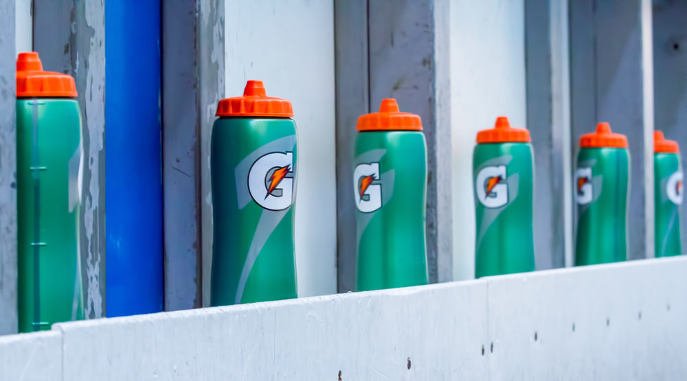 Sports drinks are advantageous for some athletes, including hockey players.