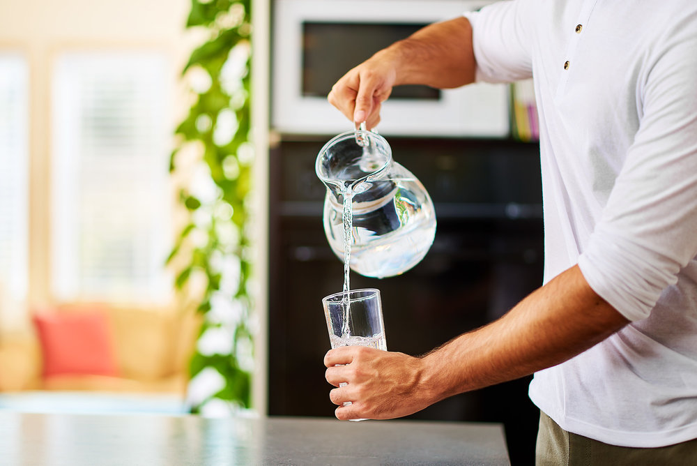 Canada's New Food Guide - Make water your drink of choice.