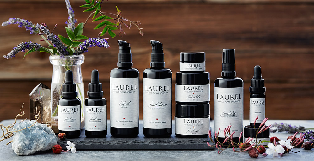 The only skin care line you'll ever need ♥️ Follow the link www.laurelskin.com to read more.