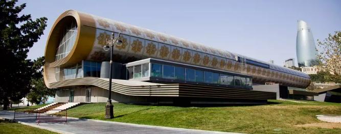 Azerbaijani Carpet Museum