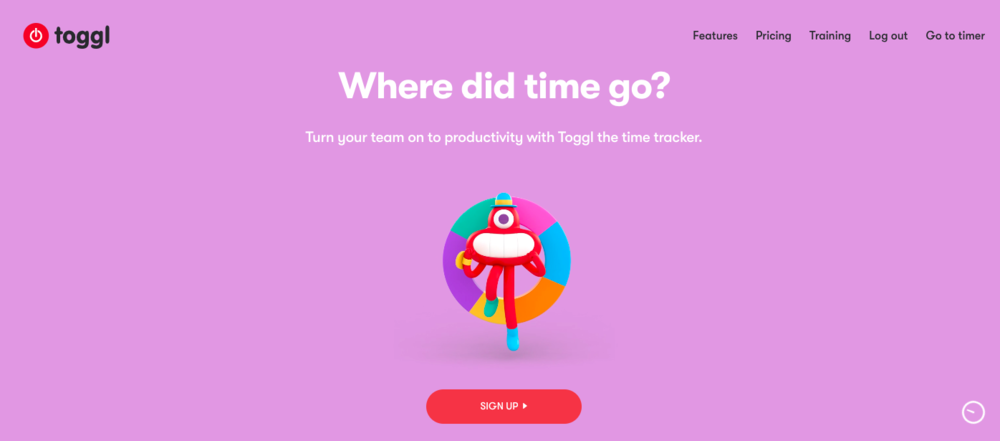 Toggl time tracking review
