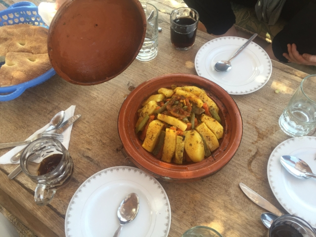 This is a traditional tagine.